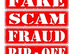27536886 - set of rubber stamps fake,fraud,scam